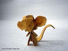 origami monkey - Google Search