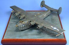 Customized Consolidated PB2Y Coronado Model