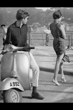 vespa& looking!
