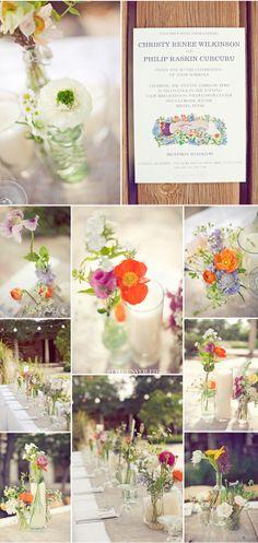 LBJ Wildflower Center Wedding