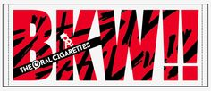 GOODS | THE ORAL CIGARETTES