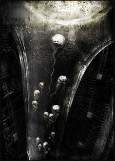 Artistas oscuros: Erlend Mork, Paul Rumsey Alessandro Bavari - Taringa!