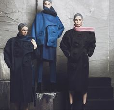 Atelier Kikala's AW 2014-15 collection, the future awaits us
