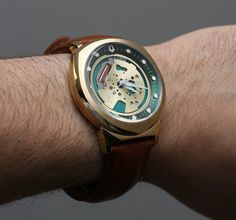 Bulova Accutron II Alpha Watch Hands-On: The New, Affordable Spaceview With A Precisionist Movement