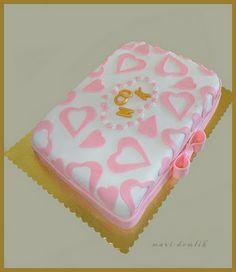 mavi demlik mutfağı- izmir butik pasta kurabiye cupcake tasarım- şeker hamurlu-kur: Nişan Pastası