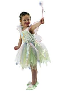 Colorful Tinkerbell costume  http://barnaclebill.hubpages.com/hub/tinkerbellhalloweencostumeideas