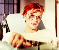 The Man Who Fell To Earth gif.