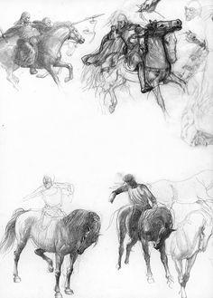alan_lee_the lord of the rings_sketchbook_17_grond07.jpg (immagine JPEG, 1147 × 1600 pixel)