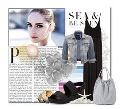 SEA &BEST SEEN by a-ma on Polyvore featuring moda, Zara, maurices, Vince, Tara Jarmon and Disney