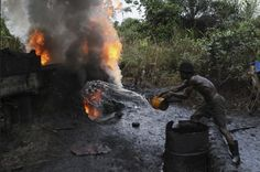 Revealed: Nigeria loses N780 billion daily to illegal oil activities