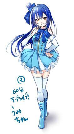 Love Live! School idol project, Sonoda Umi