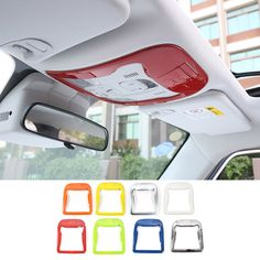 Find More Interior Mouldings Information about New Car Interior Reading Light…