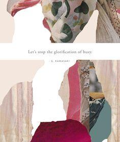 Loren Crosier mantra/collage