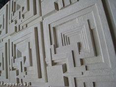 Kropserkel: Bladerunner Deckard Wall Tiles