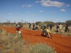 The Finke Desert Race