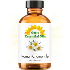 Chamomile (Roman) (Large 4 ounce) Best Essential Oil *** Find out more details by clicking the image : aromatherapy essential oils