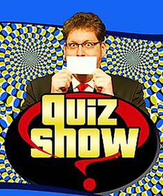 """Quiz Show"" @ Wing-It Productions (Seattle, WA)"