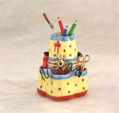 Limoges Artist Bag Box with Pencils The Cottage Shop