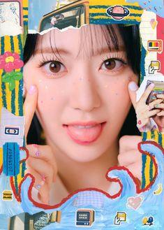 Kpop Girl Groups, Kpop Girls, Multimedia, Sakura Miyawaki, Yu Jin, Japanese Girl Group, Extended Play, The Wiz, Mini Albums
