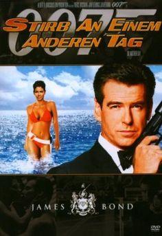 James Bond 007 Stirb an einem anderen Tag  2002 UK,USA      Jetzt bei Amazon Kaufen Jetzt als Blu-ray oder DVD bei Amazon.de bestellen  IMDB Rating 6,0 (107.667)  Darsteller: Pierce Brosnan, Halle Berry, Toby Stephens, Rosamund Pike, Rick Yune,  Genre: Action, Adventure, Crime,  FSK: 12