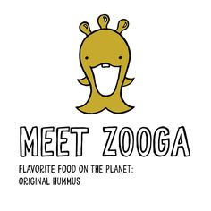 Zooga is a real people person. She's a real Zee Zee person too. That's why the Zee Zees named her the Official Liason Between Interplanetary Peoples. It's a long title, but an important one. As such, if it's important to people and important to Zee Zees – it's important you talk to Zooga. Zooga's flavorite food on the planet (and her planet too): Original Hummus Meet the Zee Zees at zeezees.com/pages/meet-us #MeetTheZeeZees