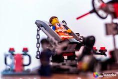 Juancho Fotografía: La Lego Película