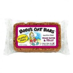 Bobo's Oat Bars Gluten Free Peanut Butter & Jelly 3 oz