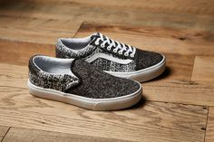 "Vans ""Luxe Tweed"" Pack"