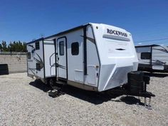 2016 New Forest River ROCKWOOD 2304DS, 2 SLIDES, FRONT MURPHY BED, POWER PACK Travel Trailer in California CA.Recreational Vehicle, rv, WE DO NOT CHARGE FOR PDI OR PREP FEE LIKE MOST OTHER DEALER'S! NEW 2016 FOREST RIVER ROCKWOOD 2304DS, 2 SLIDES, REAR BATHROOM MODEL WITH UPGRADED FRONT WALK AROUND QUEEN MURPHY BED, ***DOUBLES AS A COUCH AND FOLDS DOWN INTO A BED***, FRONT SOFA, 23 FT LONG PULL TRAVEL TRAILER, VERY LIGHT WEIGHT, DRY WEIGHT ONLY 5012 LBS, 2-SLIDE OUTS, ***UPGRADED POWER…