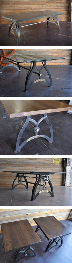 IndustriaLux Tables by Vintage Industrial Furniture  in Phoenix, AZ