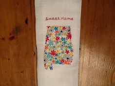 Flour sack dish towels made from 100 prewashed by SweetHomeSewn, $10.00