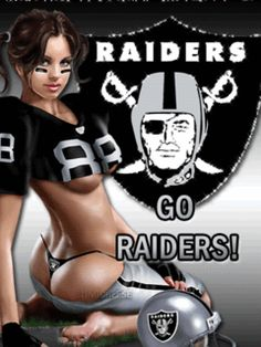 Check out the tutorial on how to make a DIY modern style fire pit Oakland Raiders Logo, Raiders Vegas, Raiders Pics, Raiders Stuff, Raiders Baby, Oak Raiders, Football Girls, Football Memes, Nfl Football