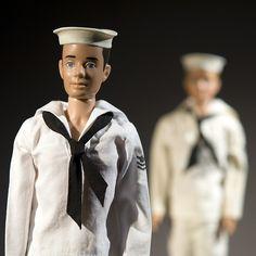 Vintage Ken in Navy