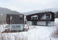 Soohwarim house / Chungcheongnam-do, Republic of Korea /  Seosan, an artistic and cultural center of the Baekje Dynasty in historic Koreaby / Design Group Oz Architecture  // http://designgroupoz.com/