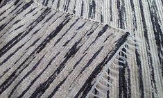 evitta66 / Koberček s antracitovými pruhmi ,60x200cm. Striped Pants, Fashion, Moda, Stripped Pants, Fashion Styles, Striped Shorts, Fashion Illustrations, Stripe Pants