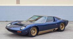 1970 Lamborghini Miura  - P400S with an SV Body Conversion