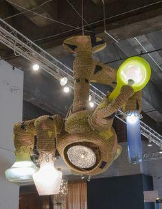 Kahn's Lavumisa lamp....