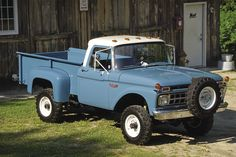 1965 F100 ford 4x4 Maintenance of old vehicles: the material for new cogs/casters/gears/pads could be cast polyamide which I (Cast polyamide) can produce