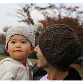 Ravelry: Men's Aran knit hat pattern by Toyohidekan'na-free pattern