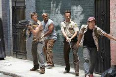 s-1 e-3 Daryl, T-Dog, Rick & Glenn