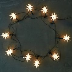 Herrnhut Star Light String