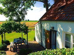 Huur de Duivenhoekseweg 10 als vakantiehuis nabij Hulst, Zeeuws-Vlaanderen