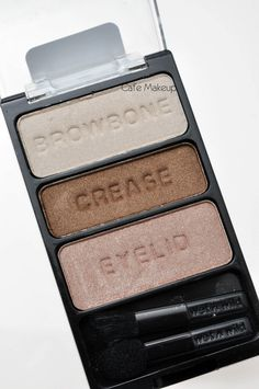 """Needed some new eyeshadow today and didn't want to spend a lot so with this being under $3 it was a steal. I'm really impressed. I even like it better than a philosophy eyeshadow I had in a similar color.  Wet n Wild (eyeshadow) in """"Walking on Eggshells"""" (Walmart)"""