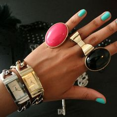 Fun Jewelry and Nails
