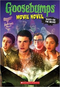 Goosebumps: Movie Novel