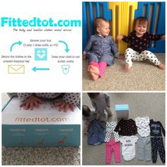 Did you know there's a subscription rental service for baby & toddler clothes? Well, there is, and it's AWESOME!!! Check out my review of fittedtot.com and enter to win a free month's subscription in my 12-product $480 value #WinterIsComingGiveaway!!! #ad