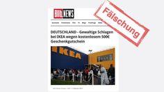 Die Phishing-Angriffe reißen nicht ab. Derzeit ziehen Betrüger ahnungslosen Nutzern mit einem gefälschten IKEA-Gutschein persönliche Daten aus der Tasche.