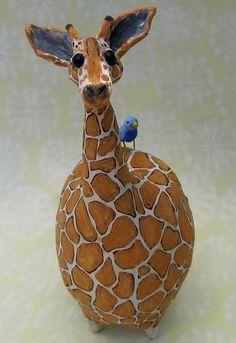 Customized Purple Giraffe Coin Bank Giraffe Banks And Etsy - Sporting clay window decalsgiraffe garden statue giraffe clay pot clay pot animal