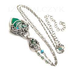Correa Glabra necklace by Iza Malczyk: http://www.izamalczyk.com/en/gallery-1-538-3904.html