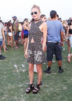 #katebosworth #whowhatwear The Best Celebrity Looks From Weekend One Of Coachella via @WhoWhatWear